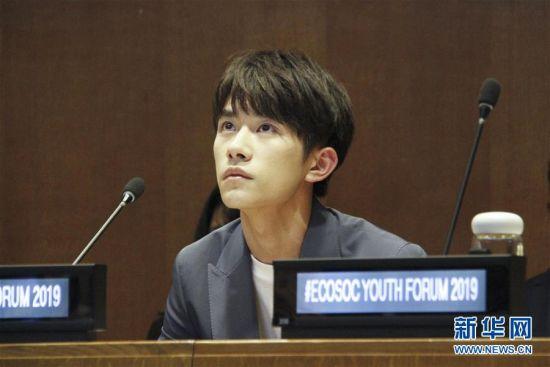 世卫组织中国健康特使易烊千玺为促进青少年健康发声(2) 沛县在线