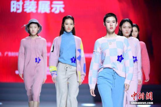 2019法国国际模特大赛中国区总决赛在深圳举行