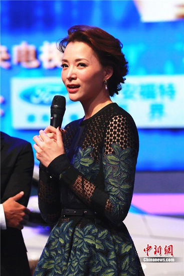 朱军谈董卿生子传闻 只有她和她丈夫知道 图