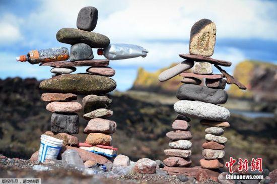 欧洲举办立石大赛 小小石头挑战地心引力