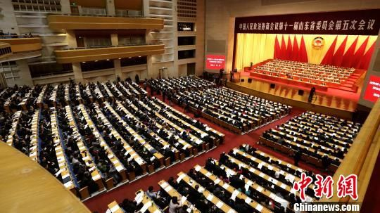 中国政协组织结构图