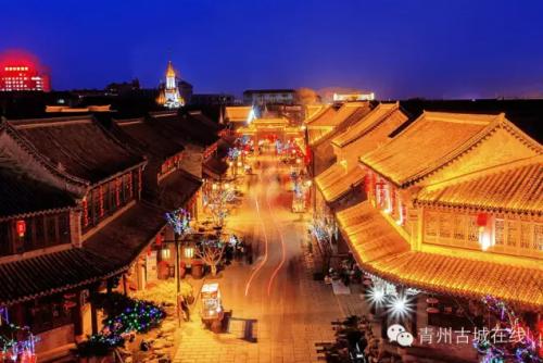 台儿庄古城景区,济南市天下第一泉风景区